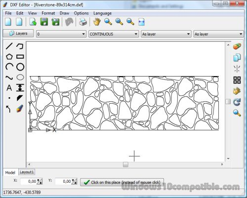 DXF Editor 1 0 Free download
